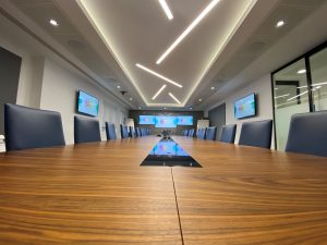 Liberty Global Audio Visual Install London by AV Connections