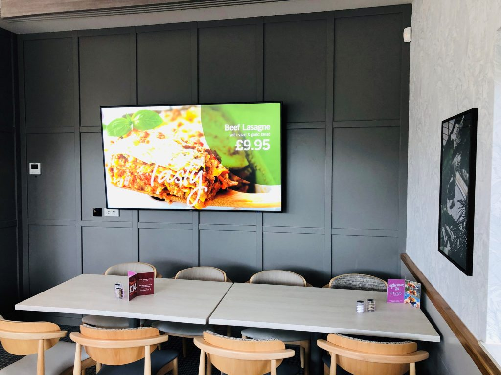AV Solutions - digital signage